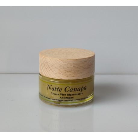 Canapa Notte Rigenerante crema 30 ml
